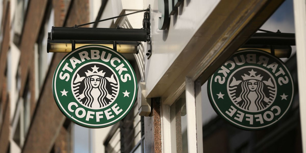 Starbucks Is Experimenting With Cashless Payments At One Of Its Biggest Stores