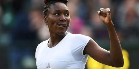 what venus williams eats in a day