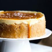Dish, Food, Cuisine, Dessert, Flan, Ingredient, Baked goods, Caramel, Cheesecake, Caramel shortbread,