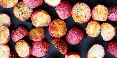 Food, Potato, Dish, Root vegetable, Vegetable, Produce, Cuisine, Side dish, Plant, Solanum,