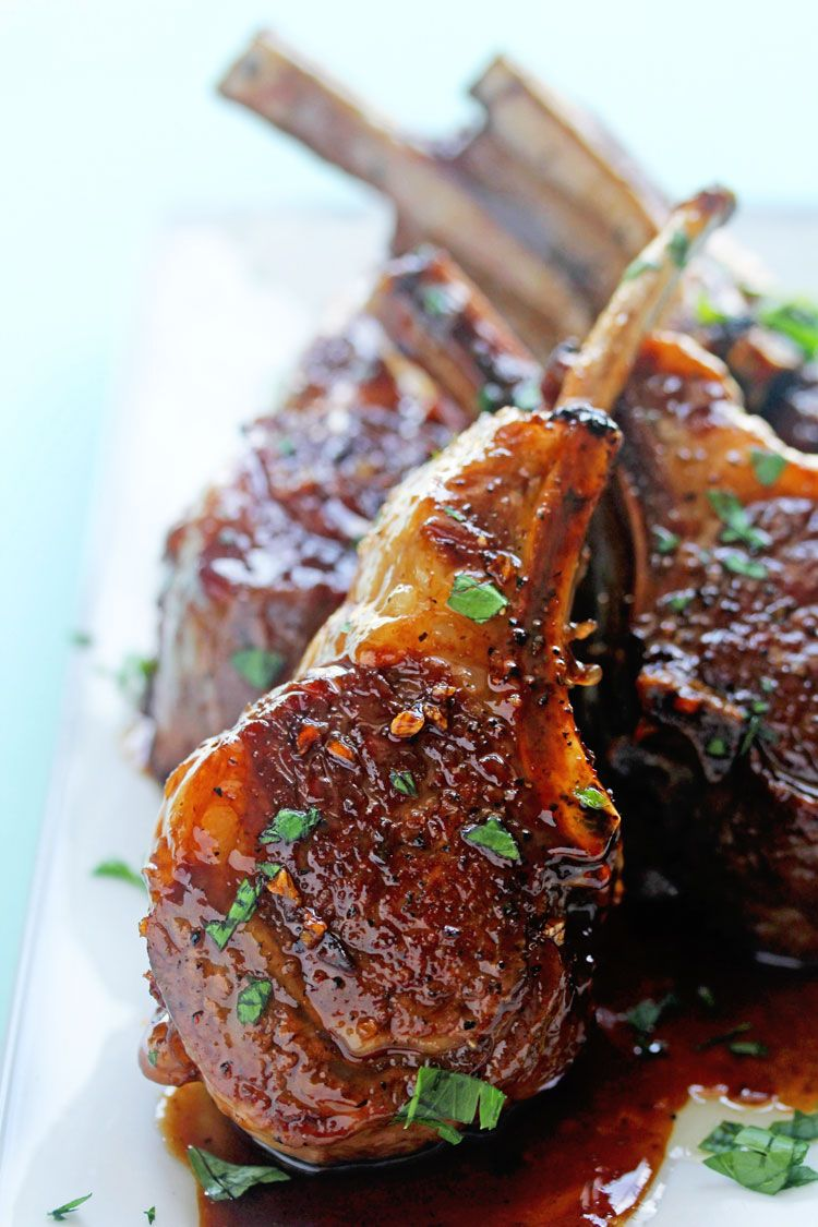 Lamb chops: recipes and cooking options 1