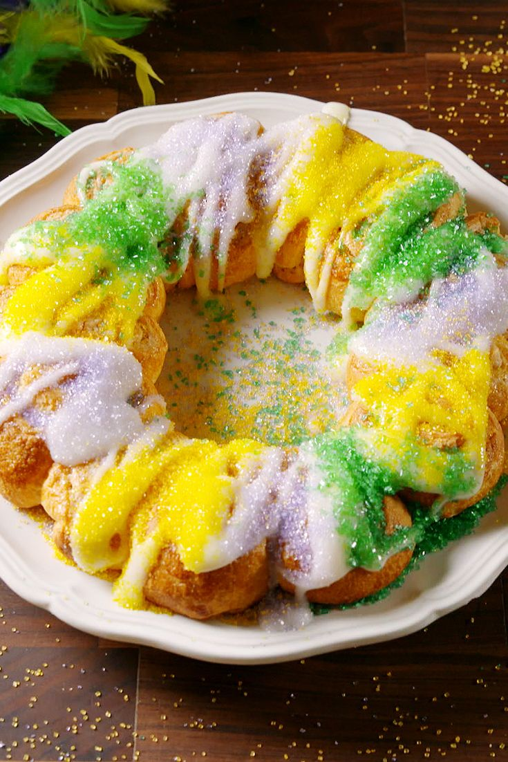 20+ Mardi Gras Food Recipes - Best Menu for Mardi Gras Party —Delish.com