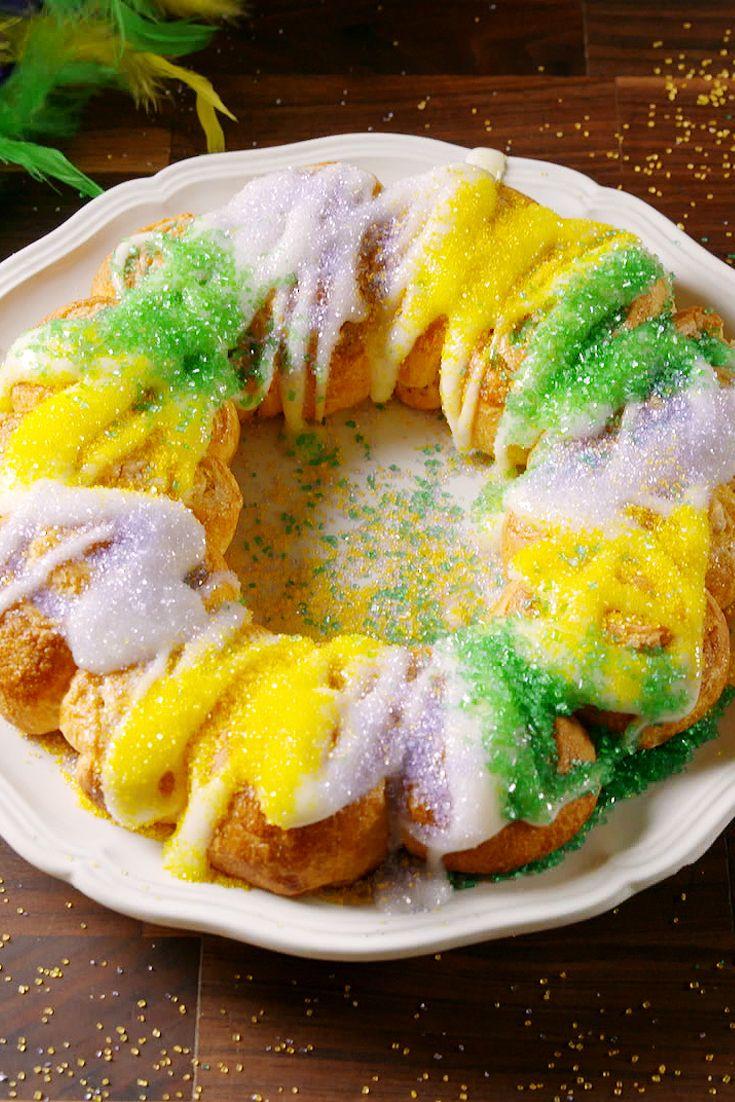 King Cake Ring