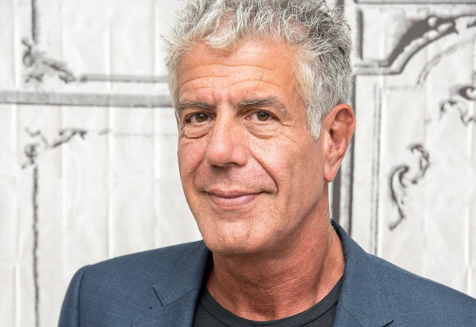 15 Things You Didn't Know About Anthony Bourdain thumbnail