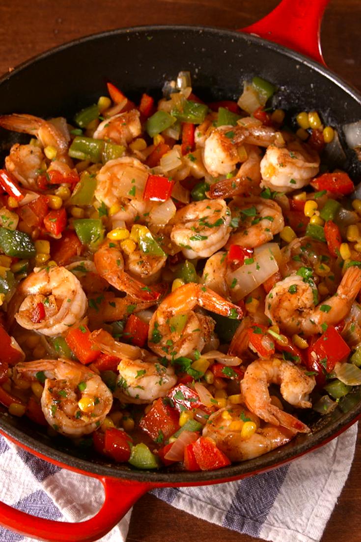 Best Cajun Shrimp