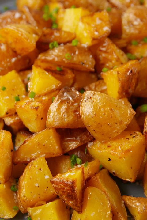 Salt and Vinegar Potatoes