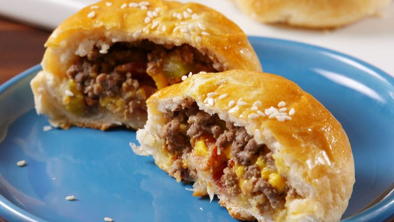 Best Bacon Cheeseburger Bombs How To Make Bacon