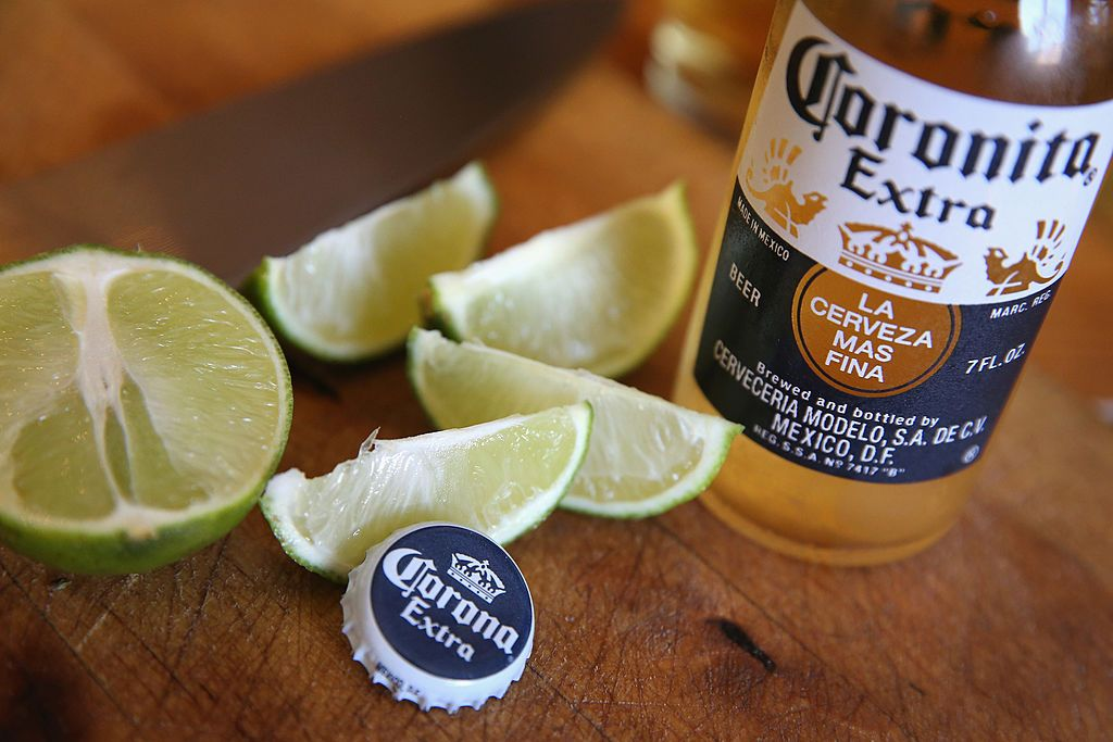 Things You Should Know Before Drinking Coronas