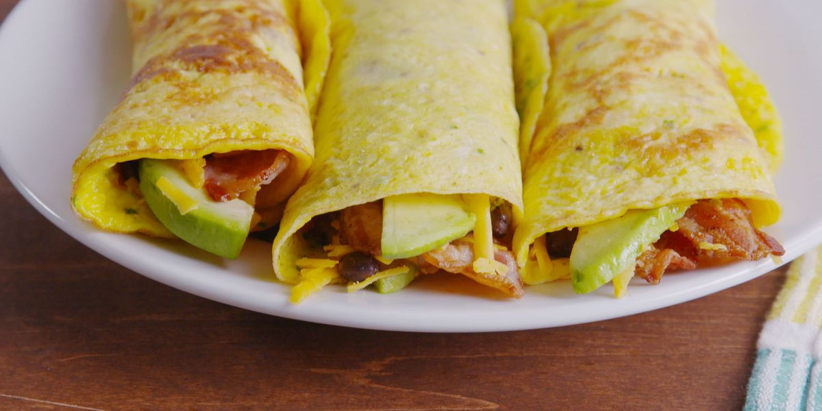 best low carb breakfast burritos how to make low carb breakfast