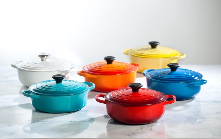 things you should know before buying le creuset cookware. Black Bedroom Furniture Sets. Home Design Ideas