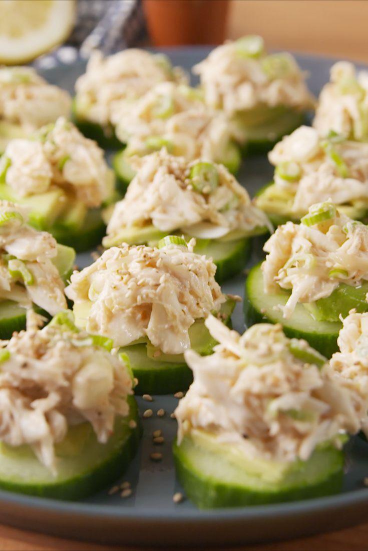 50 Best Bridal Shower Appetizers Best Bridal Shower Party Food Delish Com