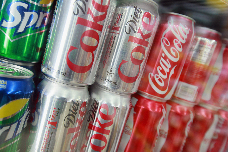 caffeine free diet coke commercial 1999