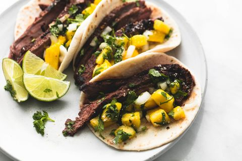 Jamaican Jerk Tacos Horizontal