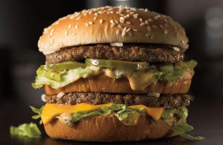 Big Mac Beauty