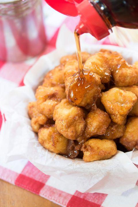 Dish, Food, Cuisine, Fried food, Ingredient, Meatball, Produce, Dessert, General tso's chicken, Orange chicken,