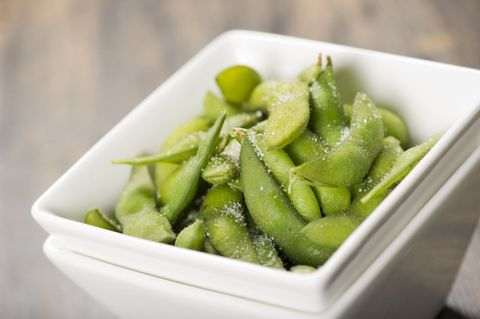 Whatever You Do, Do NOT Eat the Edamame