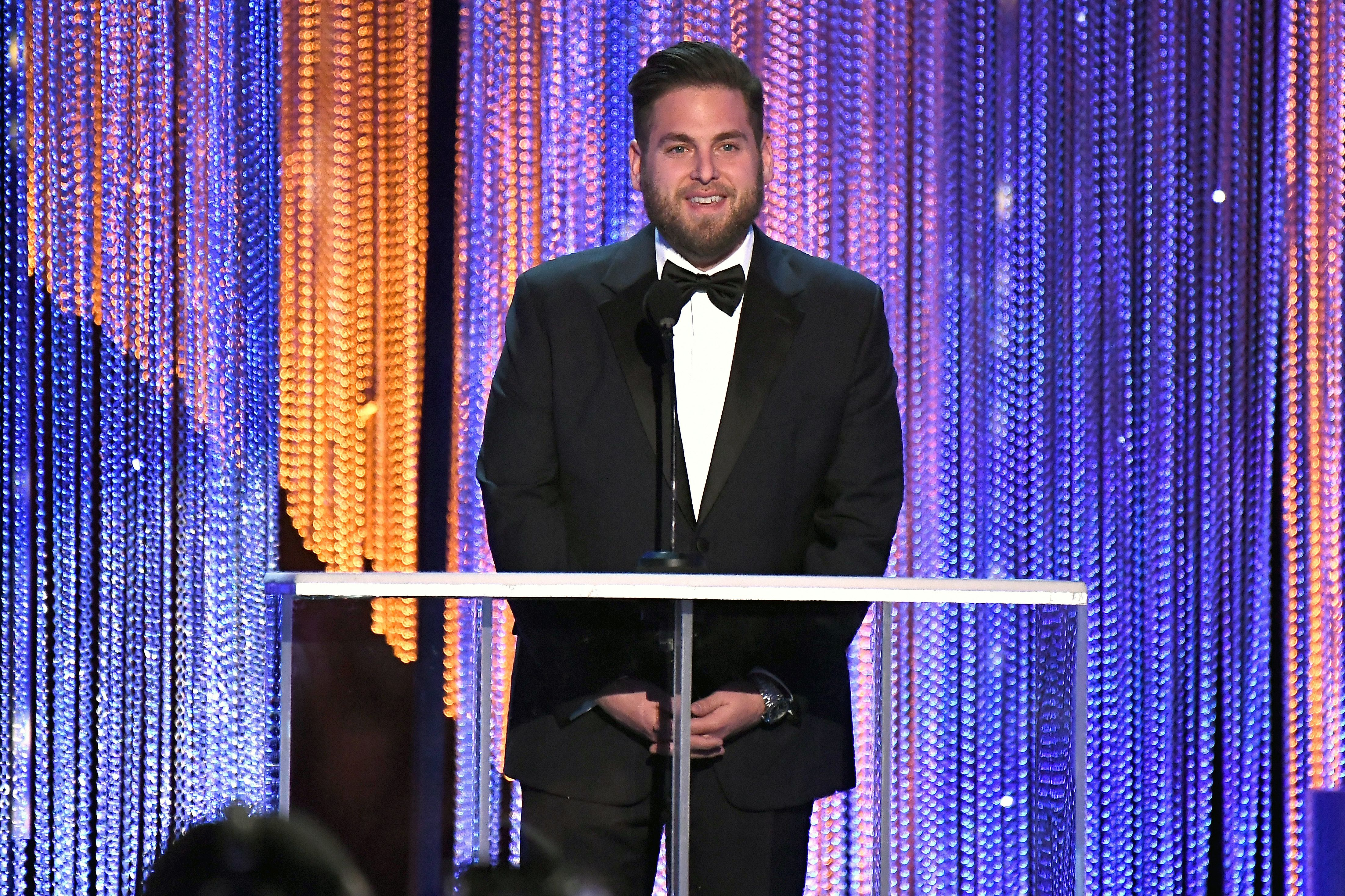 4fa0d196ee You Have To See What Jonah Hill Looks Like Now