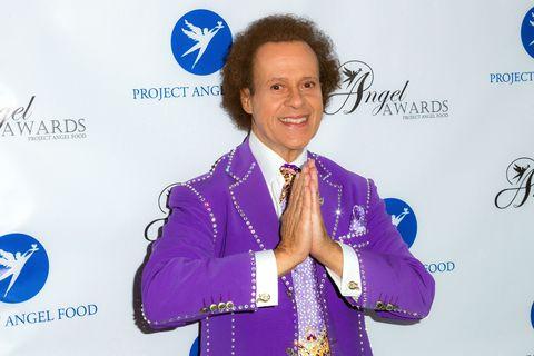 Purple, Businessperson, Event, Award, Electric blue, Spokesperson,