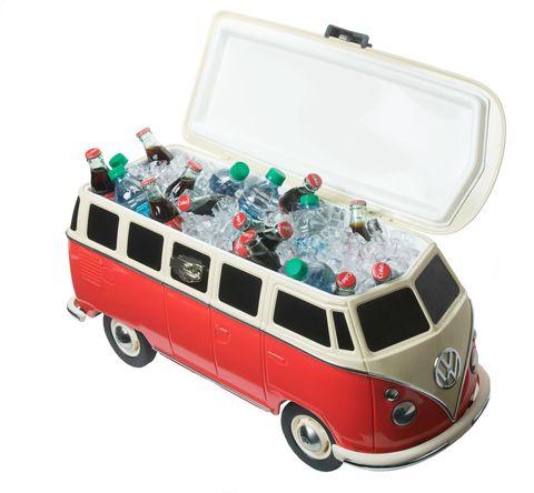 Motor vehicle, Vehicle, Mode of transport, Car, Van, Model car, Samba, Transport, Toy vehicle, Font,