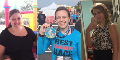 Fitness And Diet Secrets From A Woman Who Lost 90 Pounds