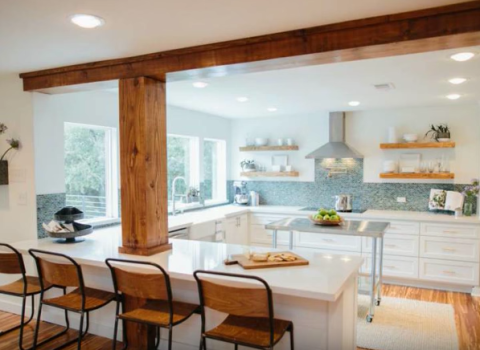 The Best Fixer Upper Kitchen Makeovers Ever