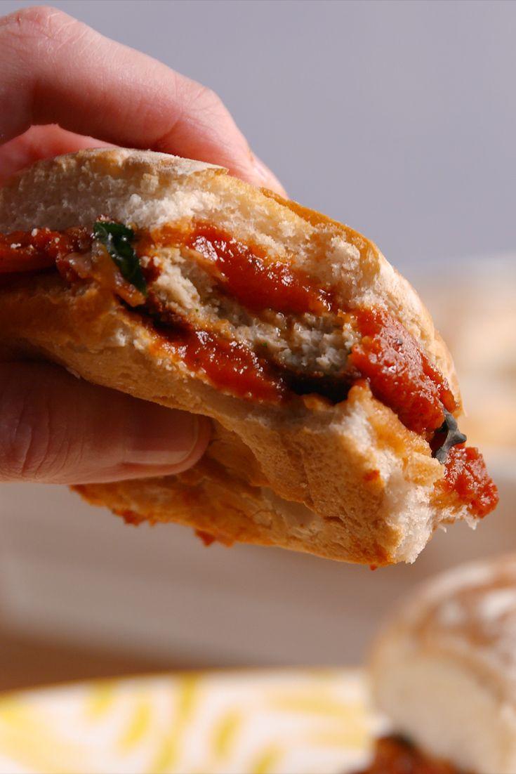 Goede 40+ Easy Chicken Sandwich Recipes - Best Chicken Sandwiches—Delish.com ZD-26