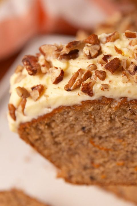 Best Carrot Cake Banana Bread Recipe How To Make Carrot