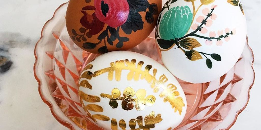 20+ Genius Easter Egg Decorating Ideas