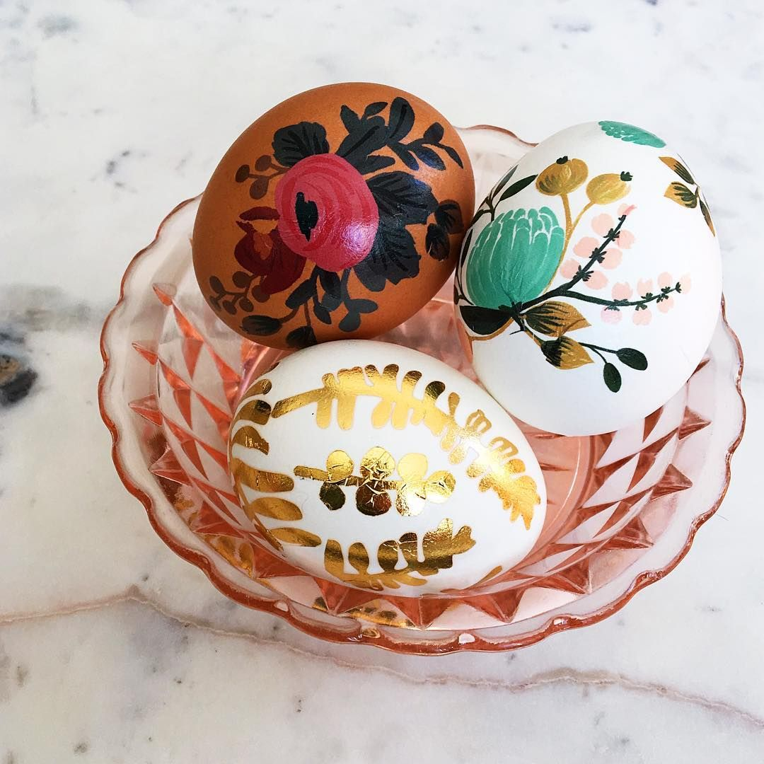 20 Genius Easter Egg Decorating Ideas Most Creative
