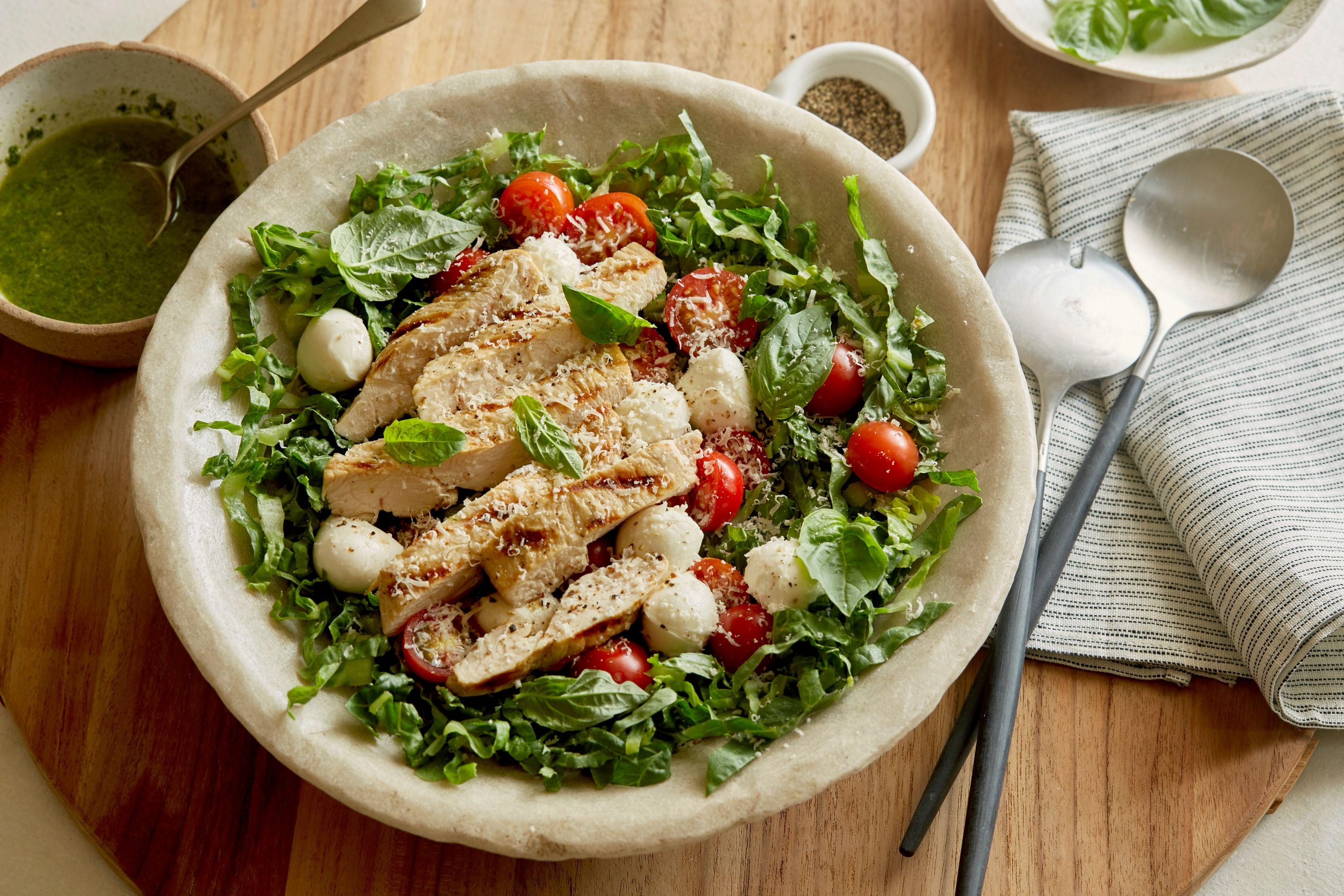 Caprese Salad Chicken Recipe