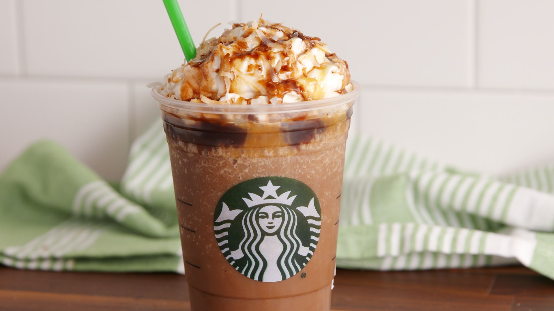 Starbucks Secret Menu Frappuccinos You Need To Try Immediately Starbucks Frappuccino Delish Com