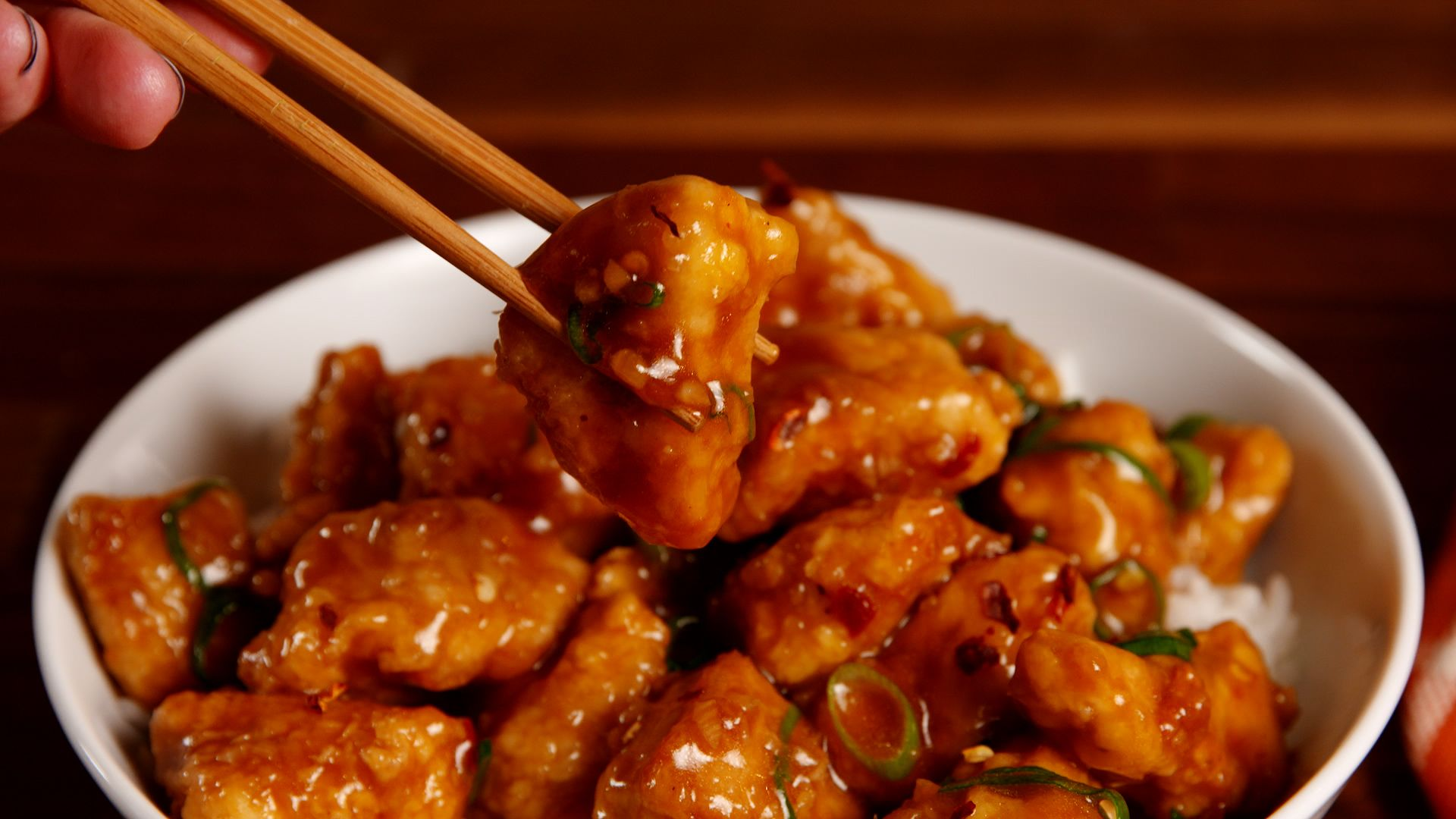Great Asian Cuisine Dishes