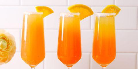 Tequila Sunrise Mimosa Horizontal