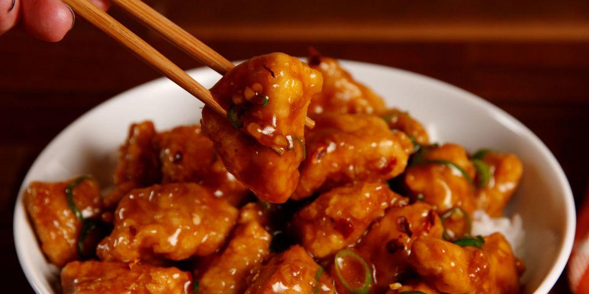 45 Easy Asian Food Recipes Best Asian Dinner Ideas Delish Com