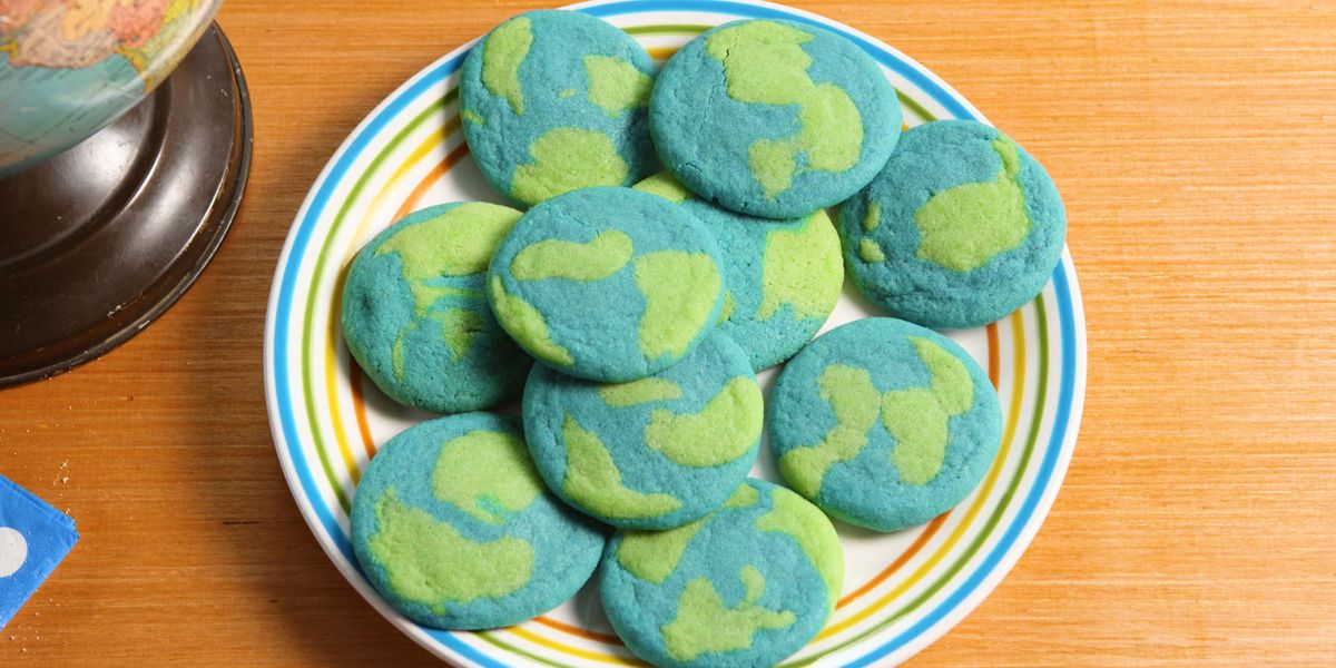 Best Earth Day Cookies Recipe How To Make Earth Day Cookies