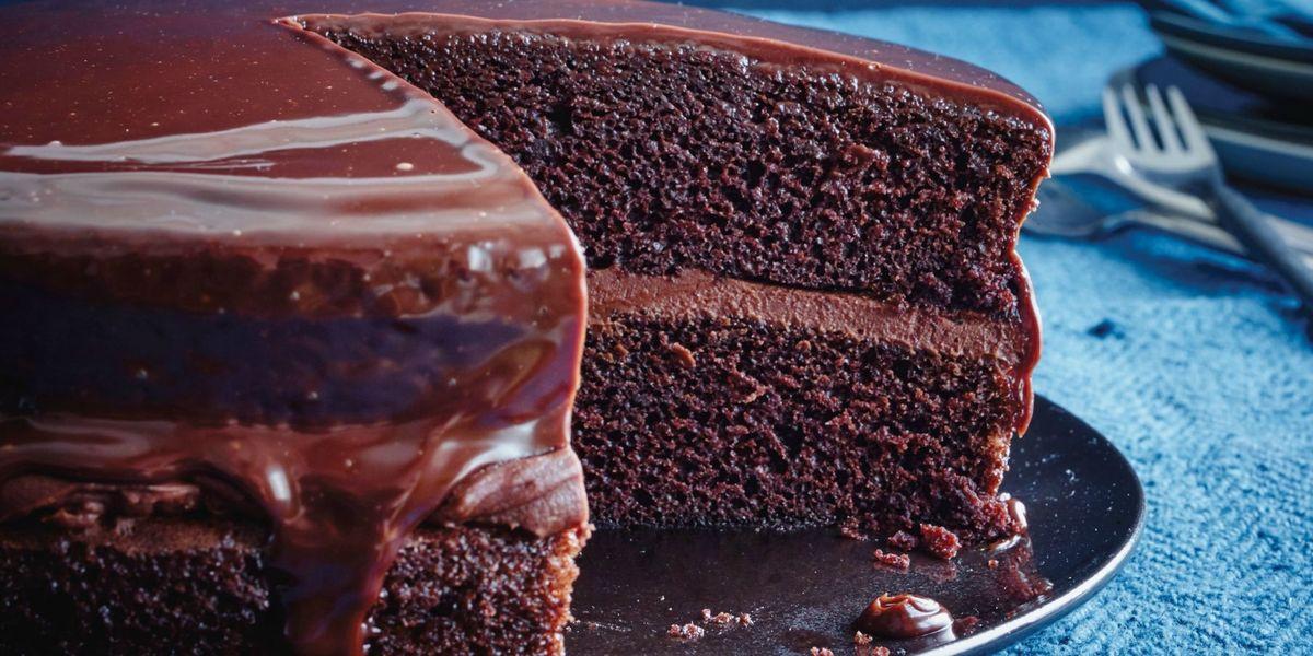 Best Chocolate Fudge Cake Recipe How To Make Easy