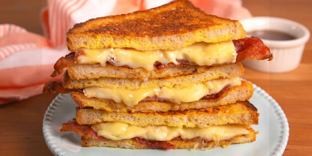 Best French Toast Grilled Cheese Recipe How To Make