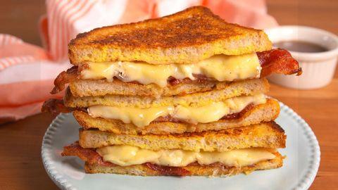 sandwich toast rezept