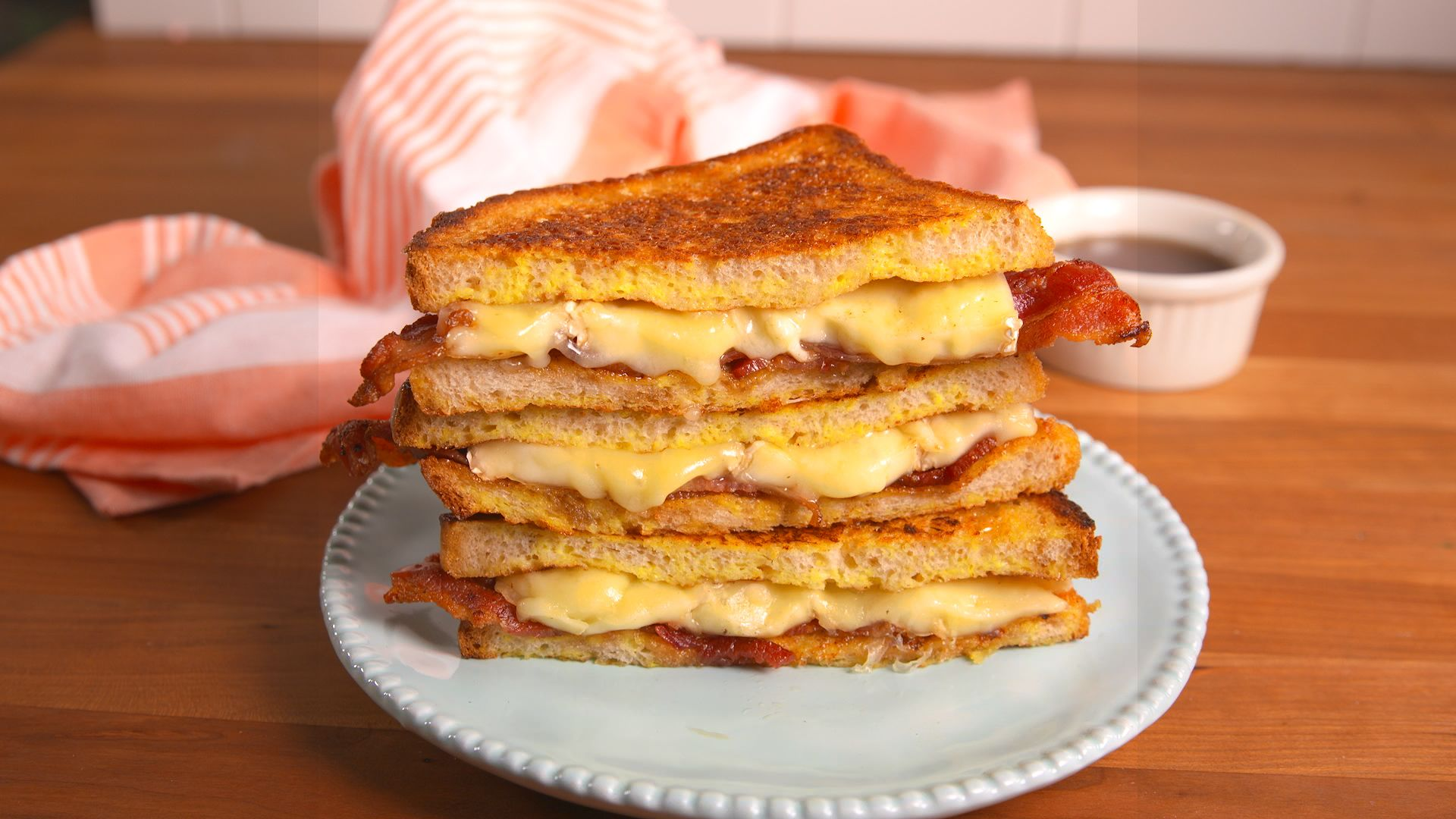 Best French Toast Grilled Cheese Recipe How To Make French Toast Grilled Cheese