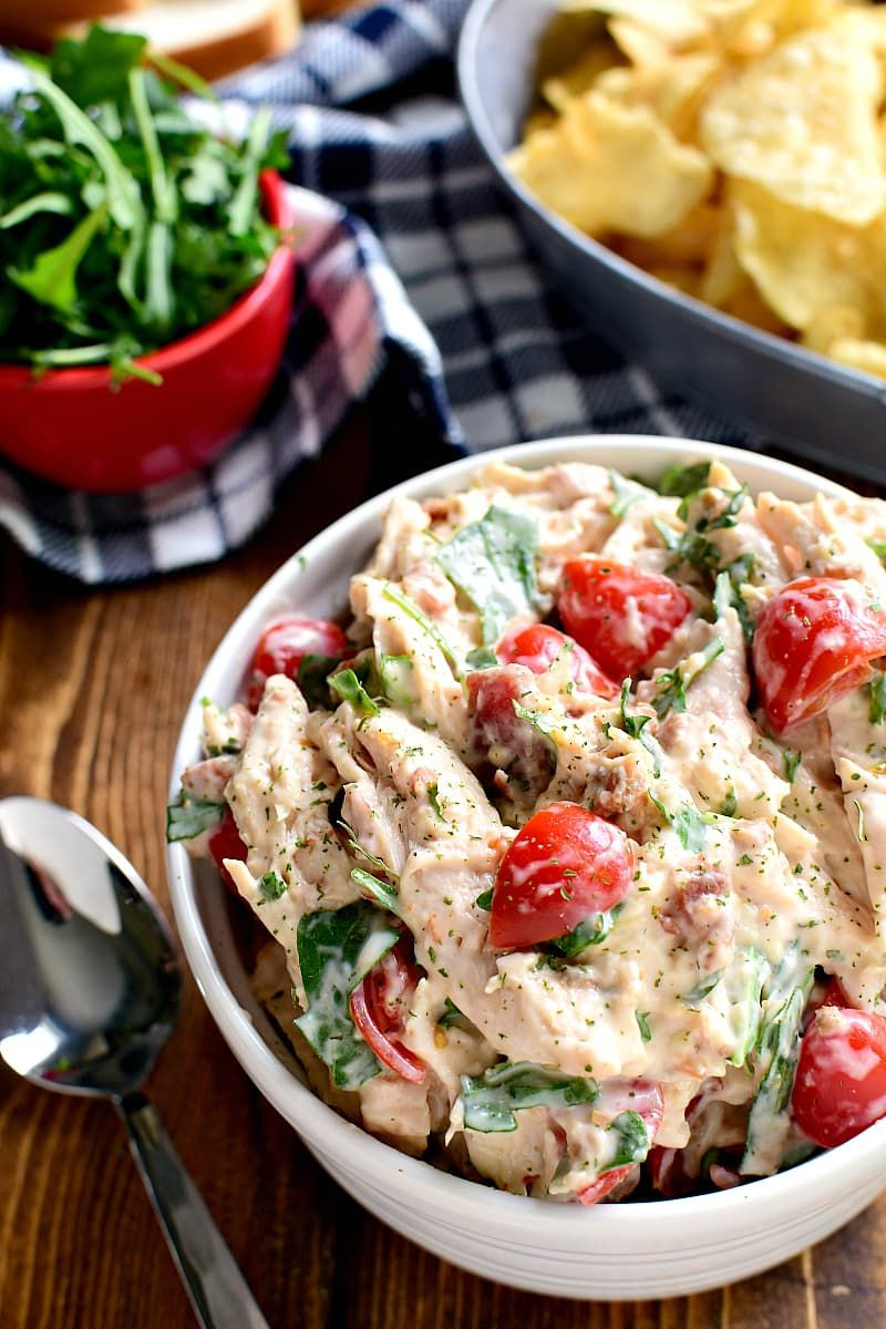 how to make homemade chicken salad