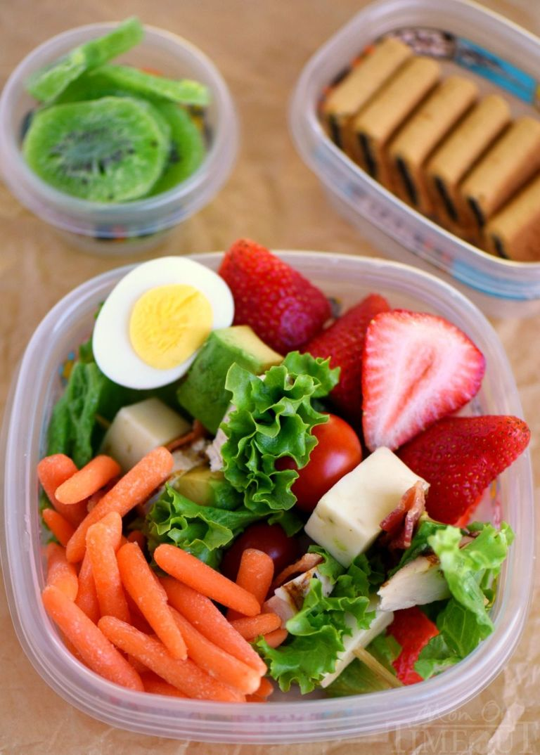 Healthy Lunch Options When Eating Out | Woman - The Nest