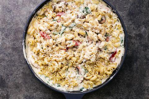 Tuscan Mac & Cheese Horizontal