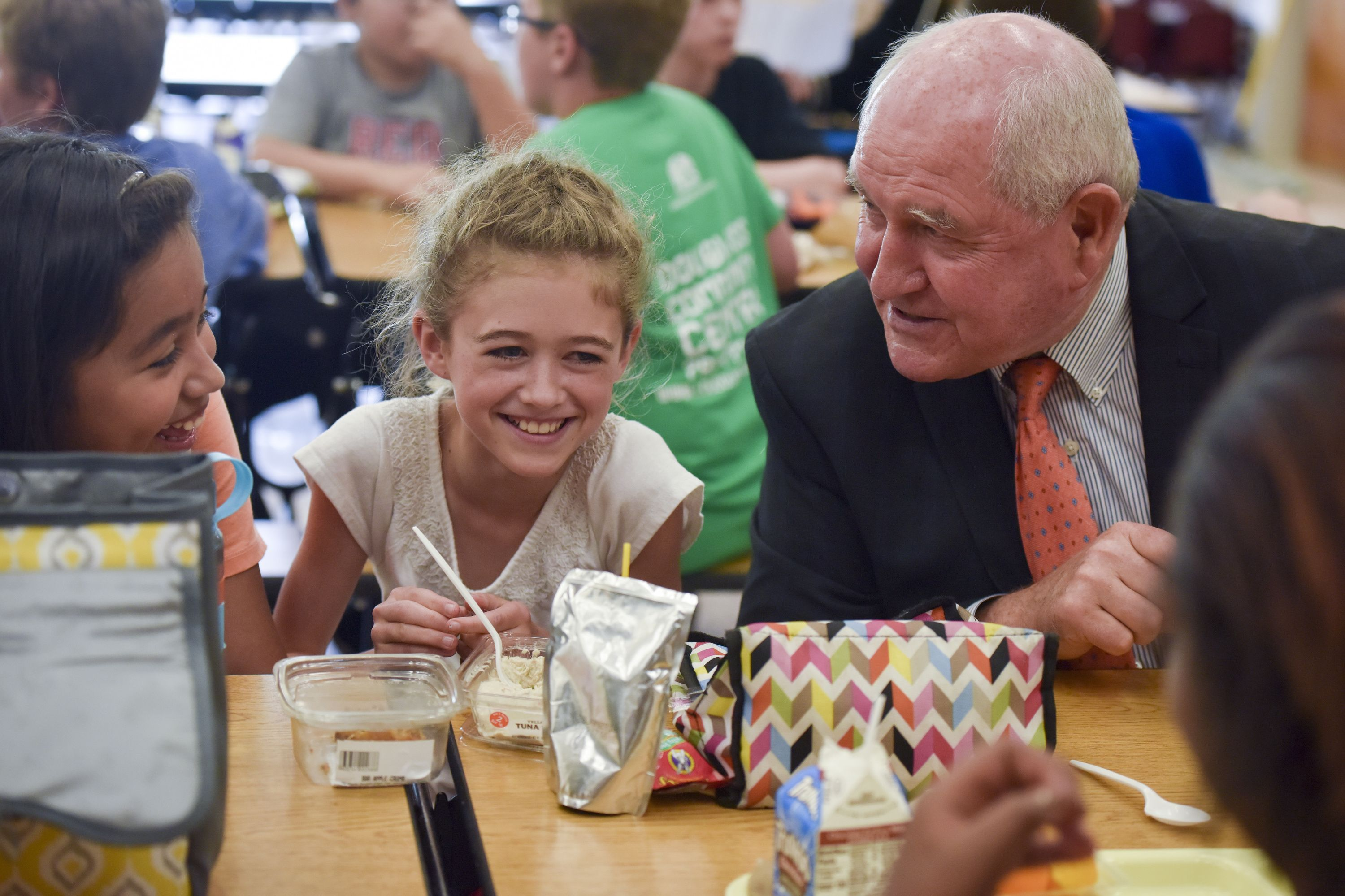 Welcome Back, Chocolate Milk: USDA Makes Changes to School Lunch Programs