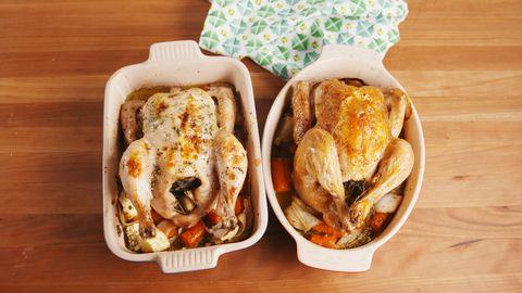 Ina v Chrissy Chicken