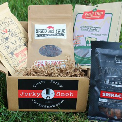 Cratejoy Jerky Snob Box