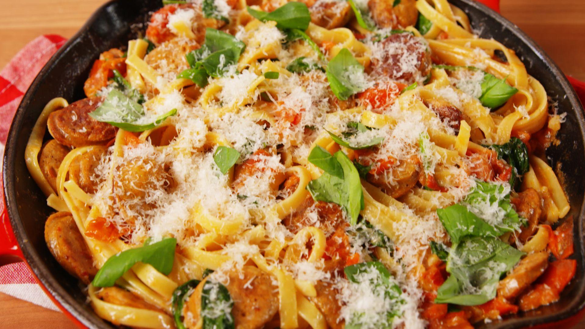 Easy dinner ideas with italian sausage