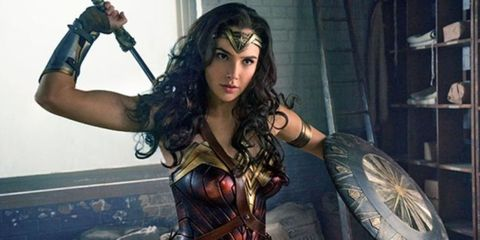 Cg artwork, Fictional character, Wonder Woman, Black hair, Superhero, Action-adventure game, Long hair, Justice league, Massively multiplayer online role-playing game, Games,