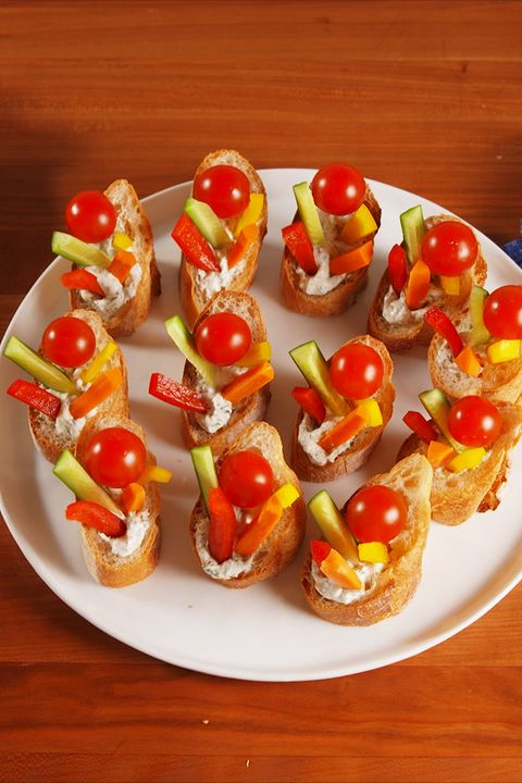 crudite cups vertical