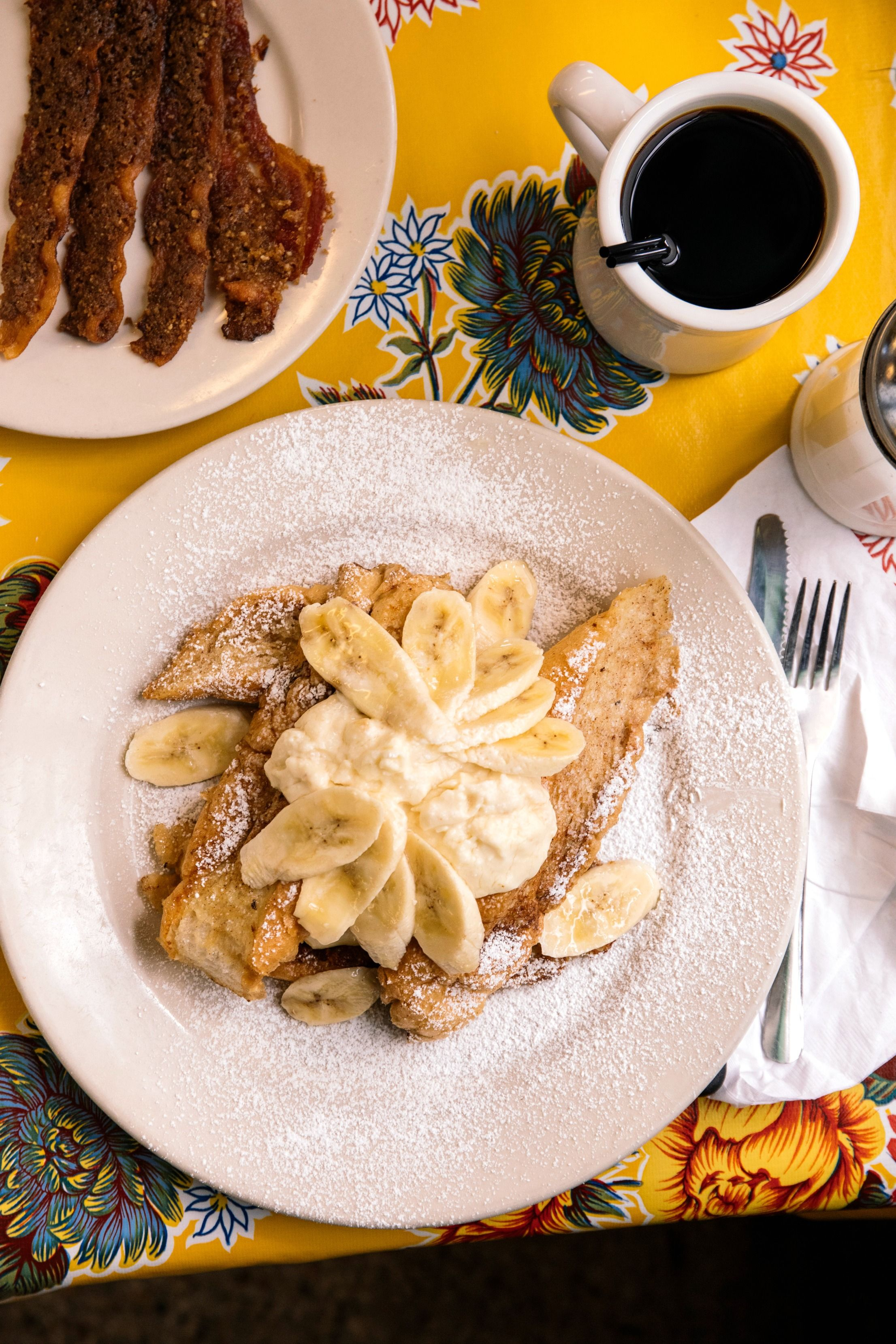 Elizabeth's - French Toast - Hangover Cures