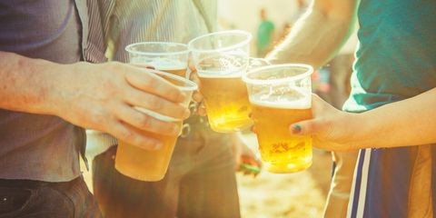 The Real Reason Why Alcohol Messes With Your Poop